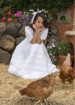 foto princesa gallinas