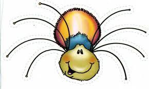 La araña modista